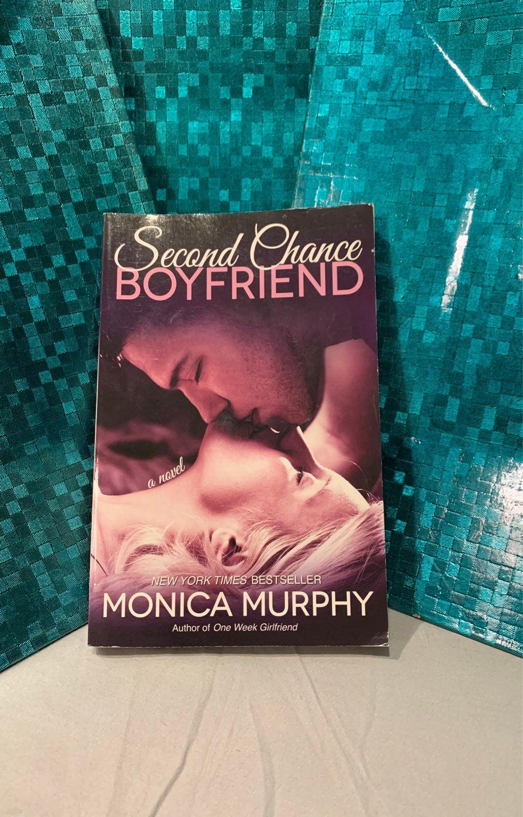 Second Chance Boyfriend: A Novel (One W