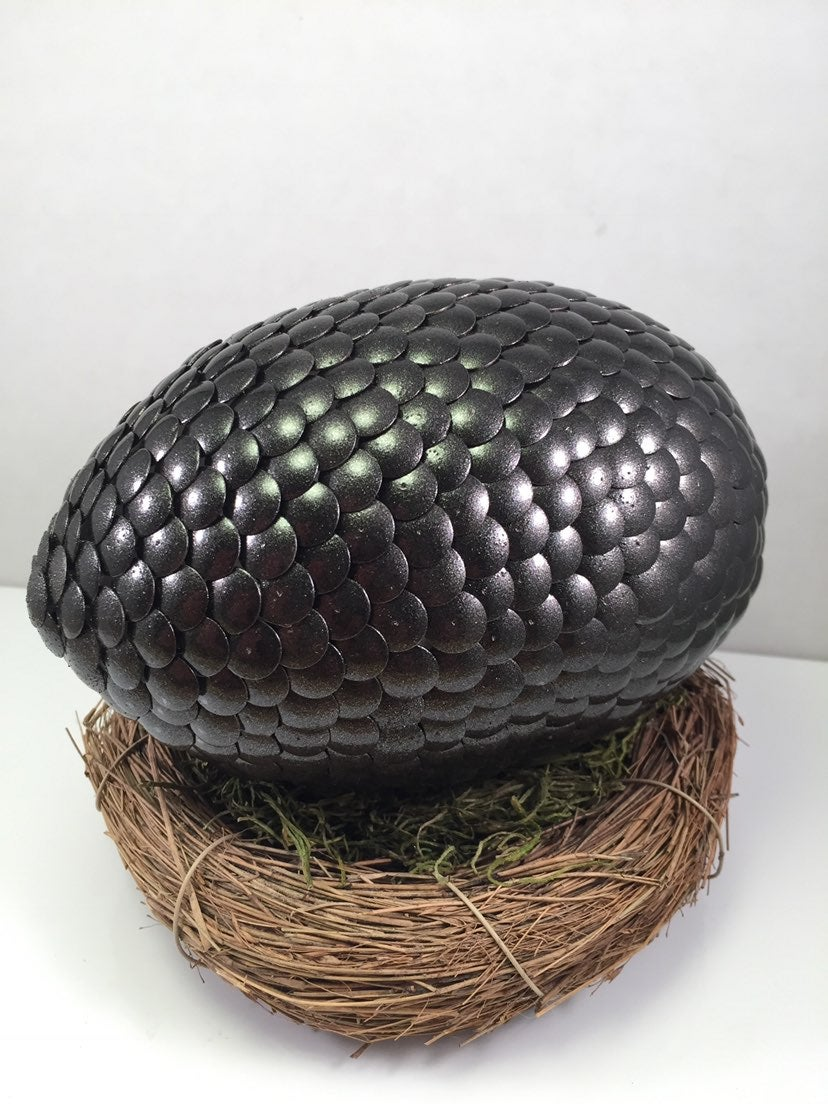 Dragon Egg with Nest