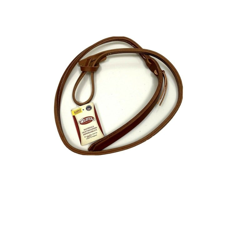 Weaver Over and Under Horse Whip Leather