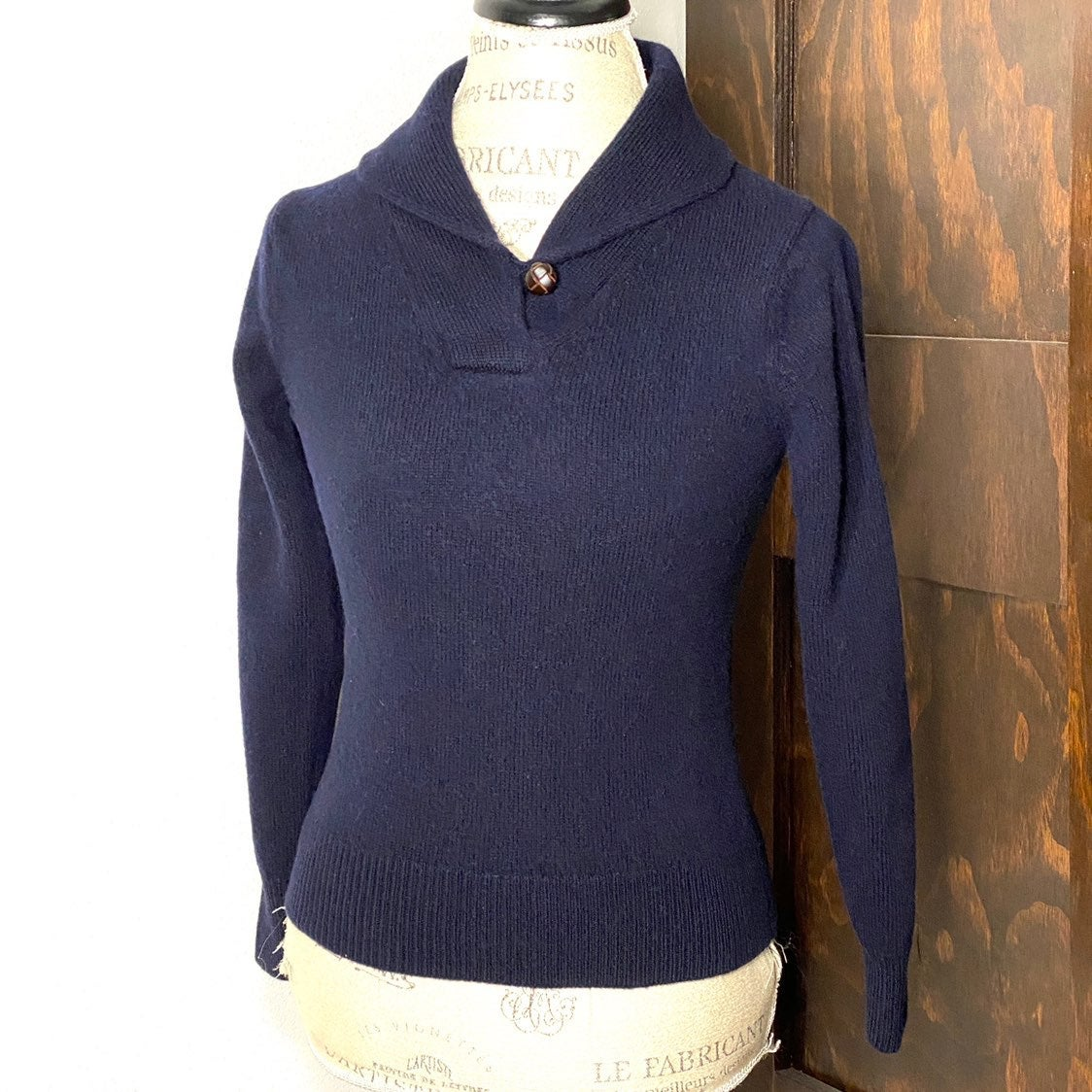 Brooks Brothers, Lambswool Sweater