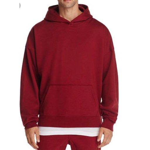 New Men's The Narrows Red Hoodie Sz XL
