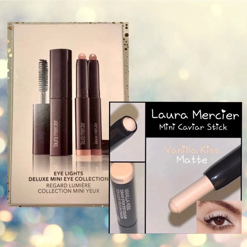 LAURA MERCIER Caviar Eye Shadow Bundle