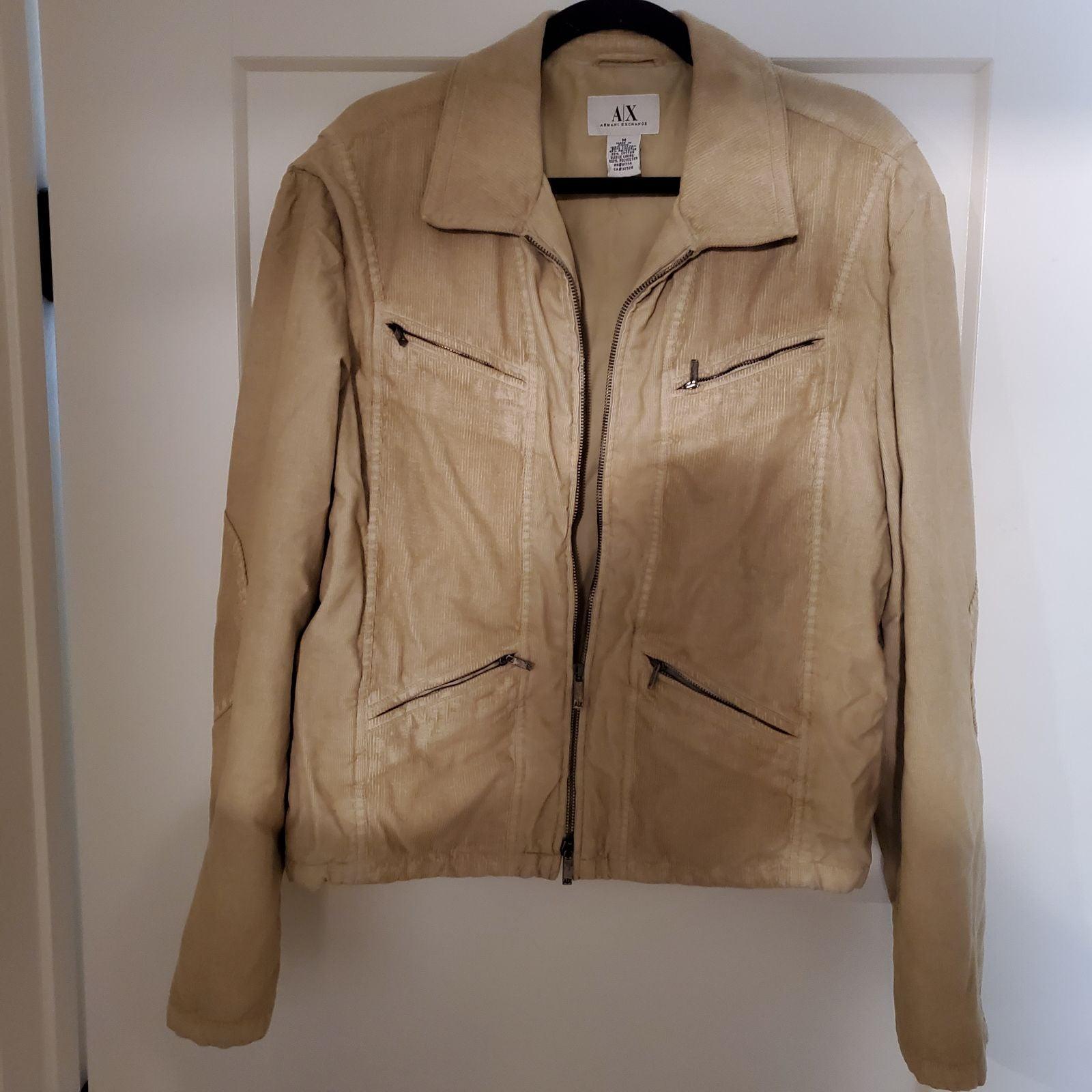 Armani Exchange Corduroy like jacket