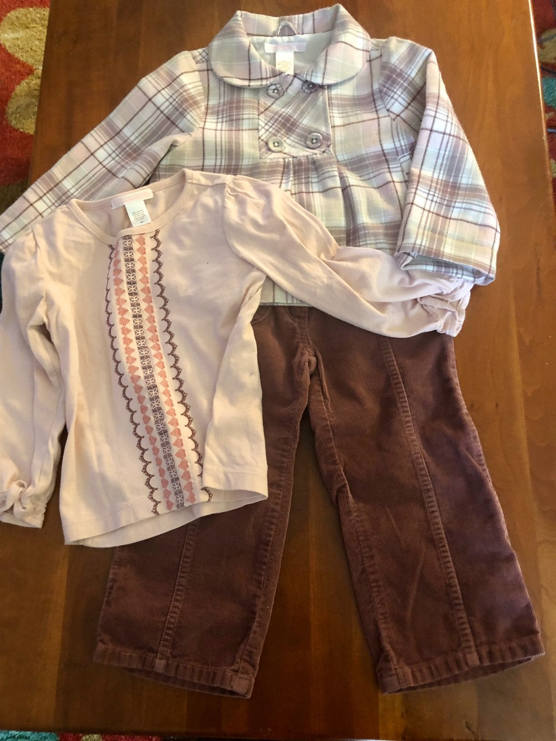 Janie and Jack Outfit