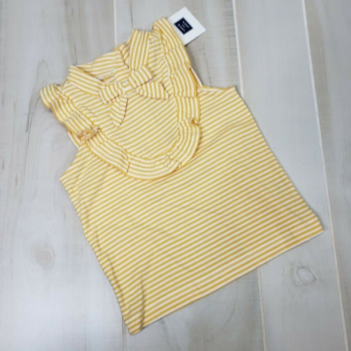 Janie and Jack NEW 2t Shirt Yellow HO15