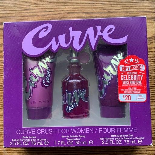 curve perfume fragrances for women