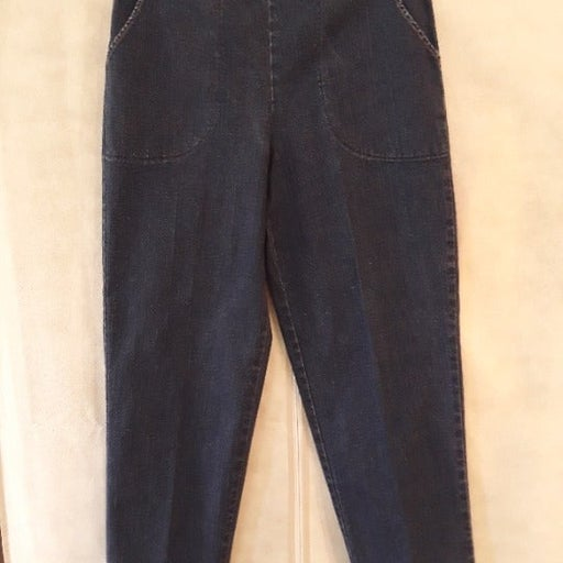 Croft & Barrow 10P Short Stretch Jeans