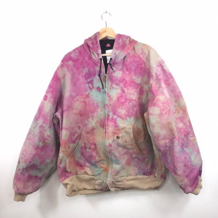 Carhartt Tie Dye Jacket