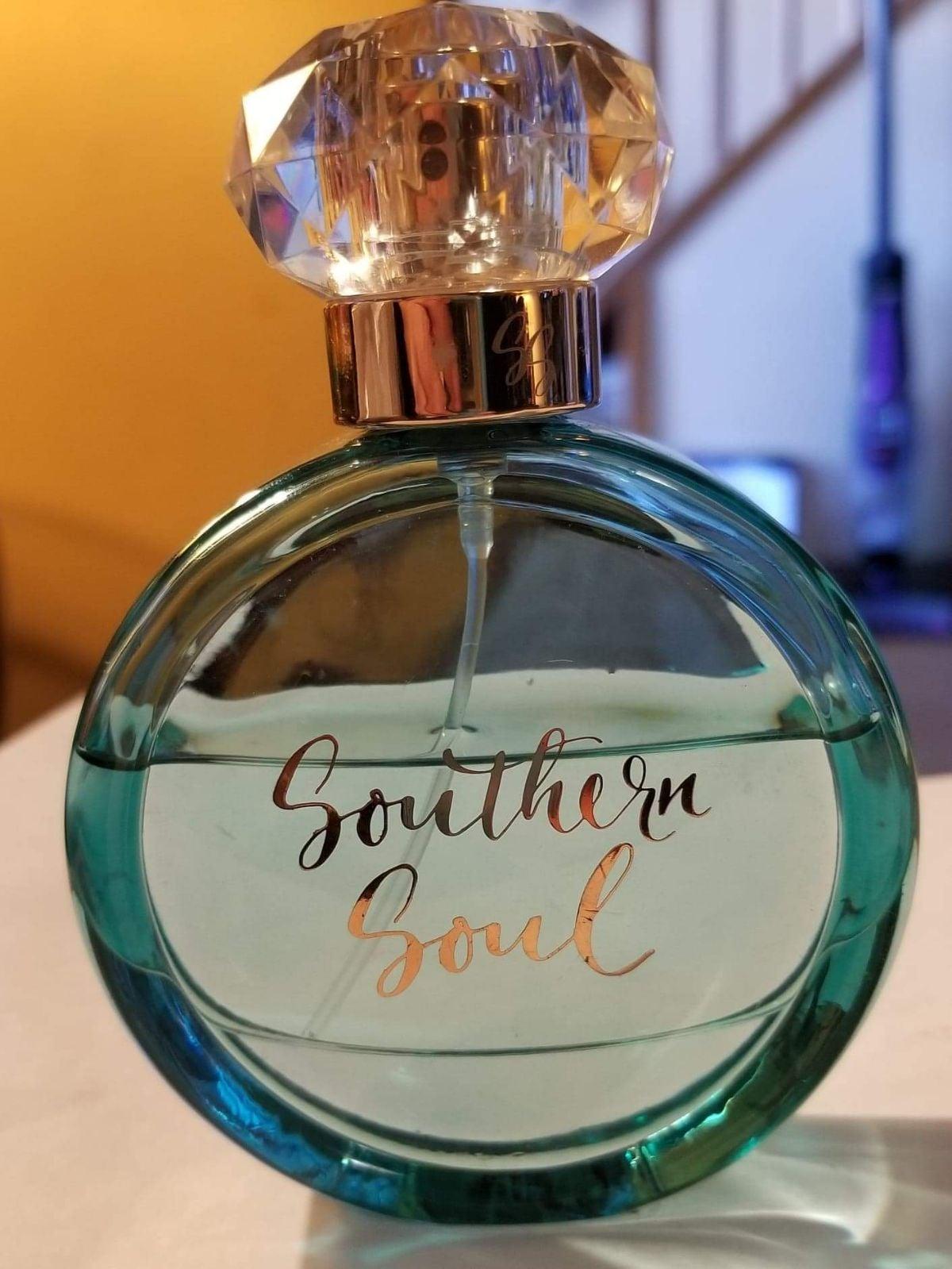 Womens Southern soul perfume
