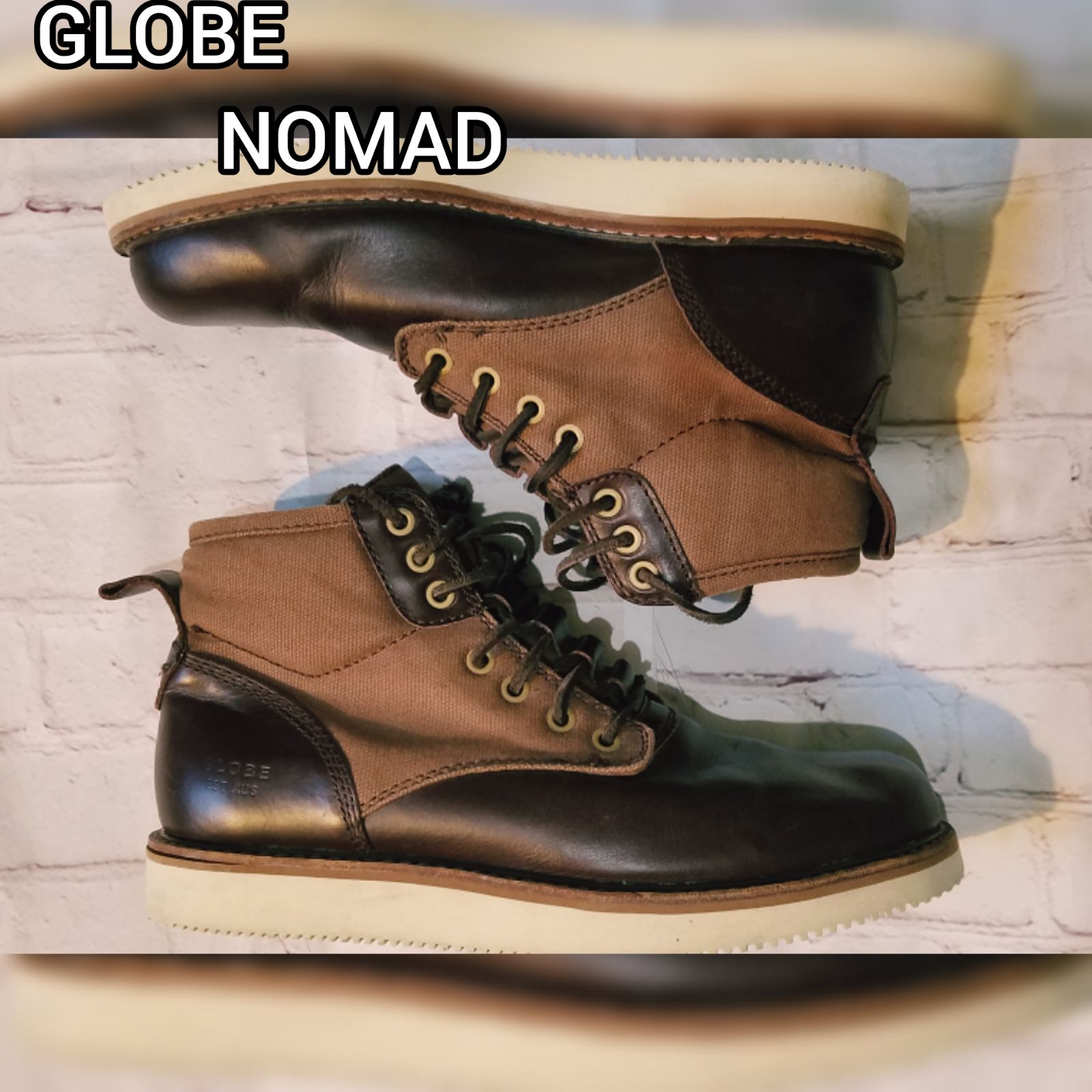 Globe Nomad Boots