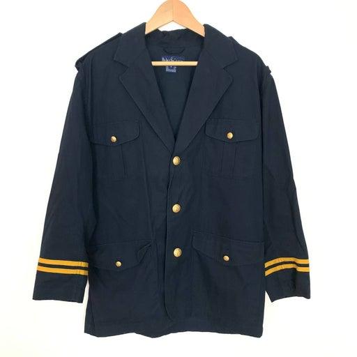 Vtg Ralph Lauren Military Jacket