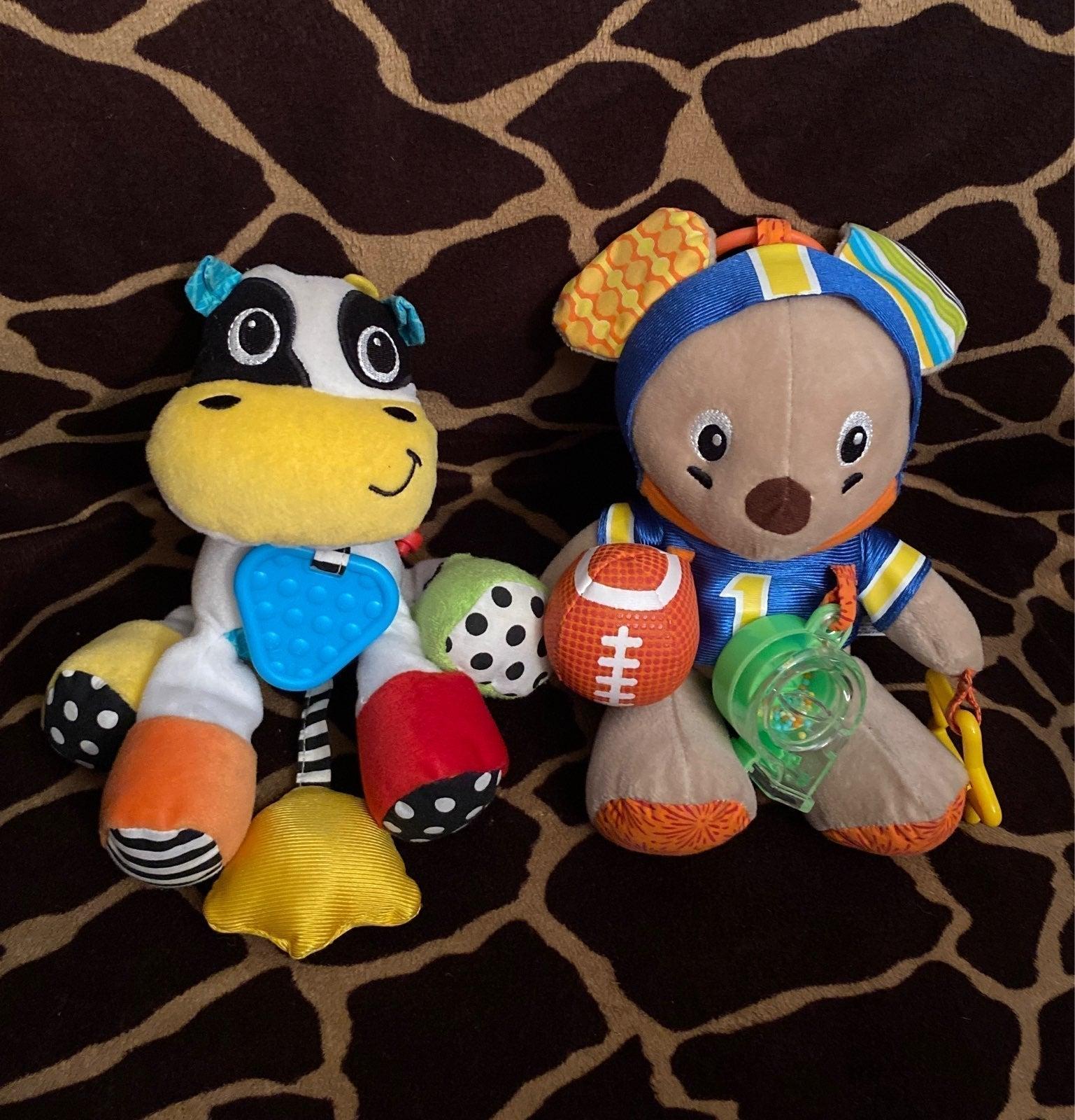 Infantino Soft Hanging Toys