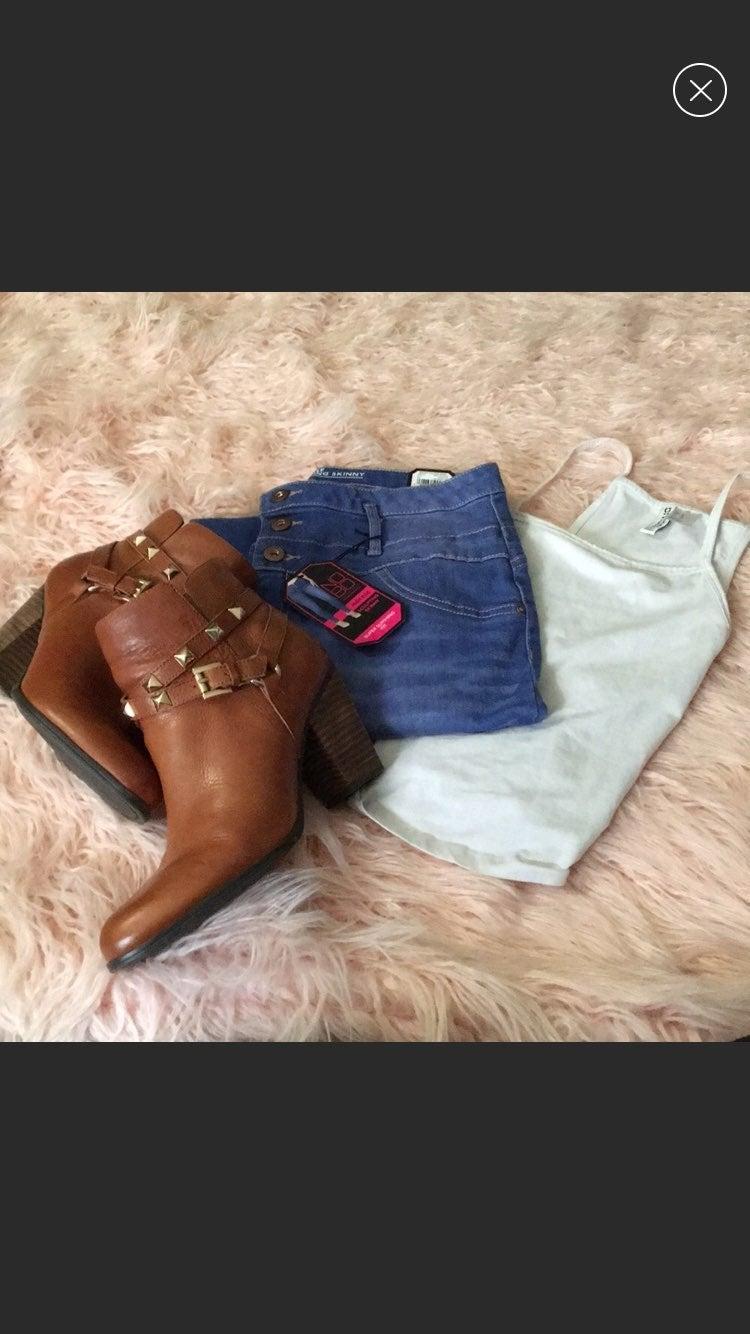 Lift & Shape Jeans