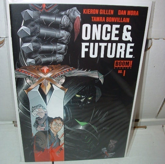 Once & Future #1 - 1st Printing Boom NM