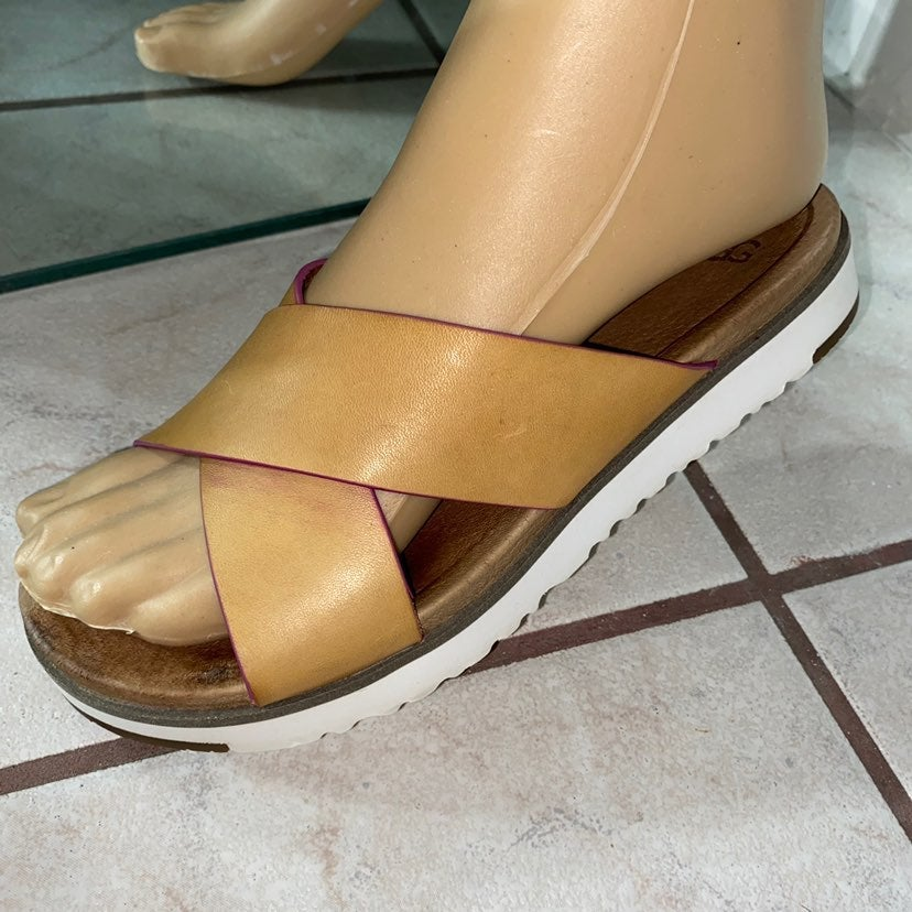 UGG Australia slide sandals