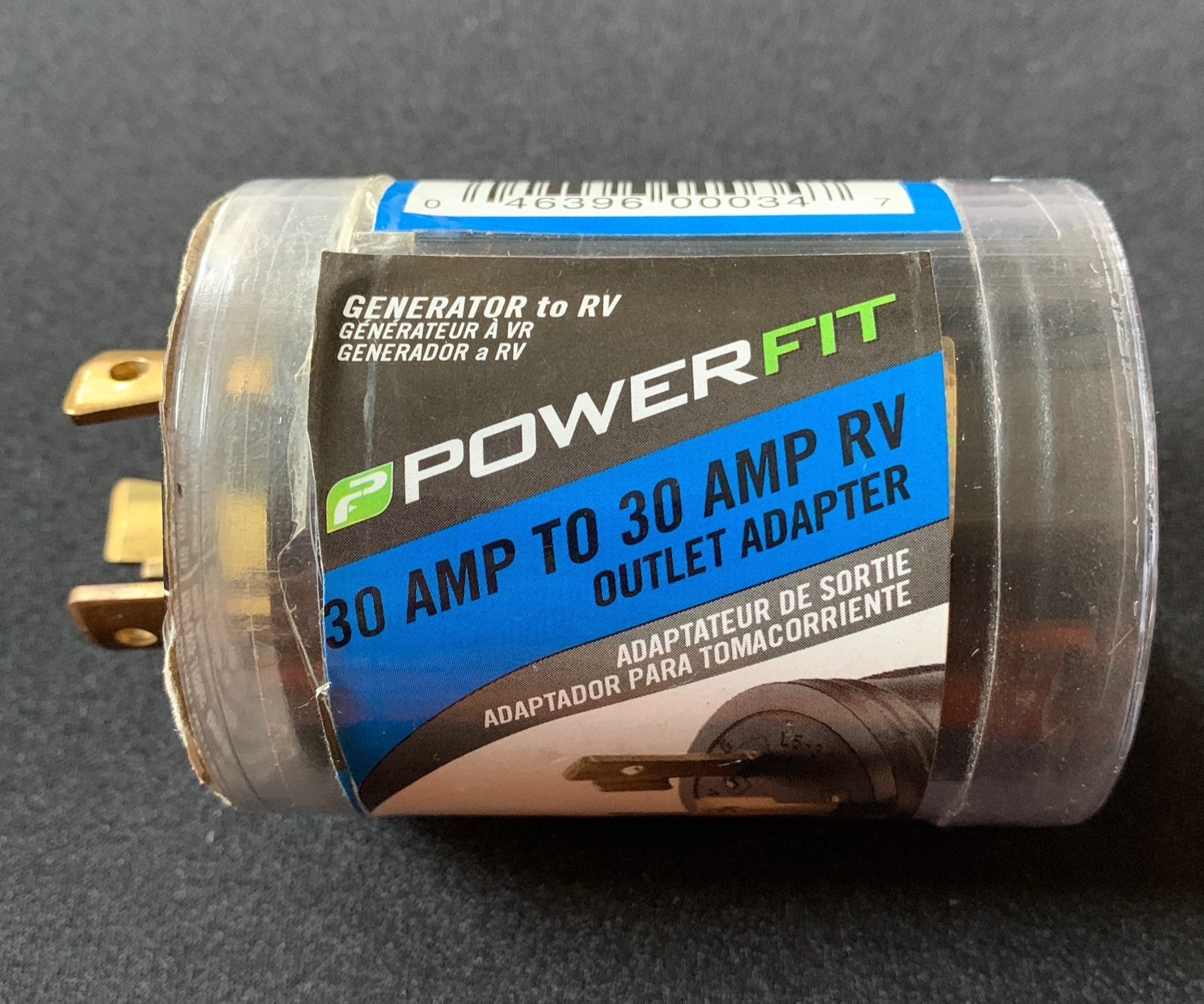 PowerFit 30amp to 30amp RV adapter