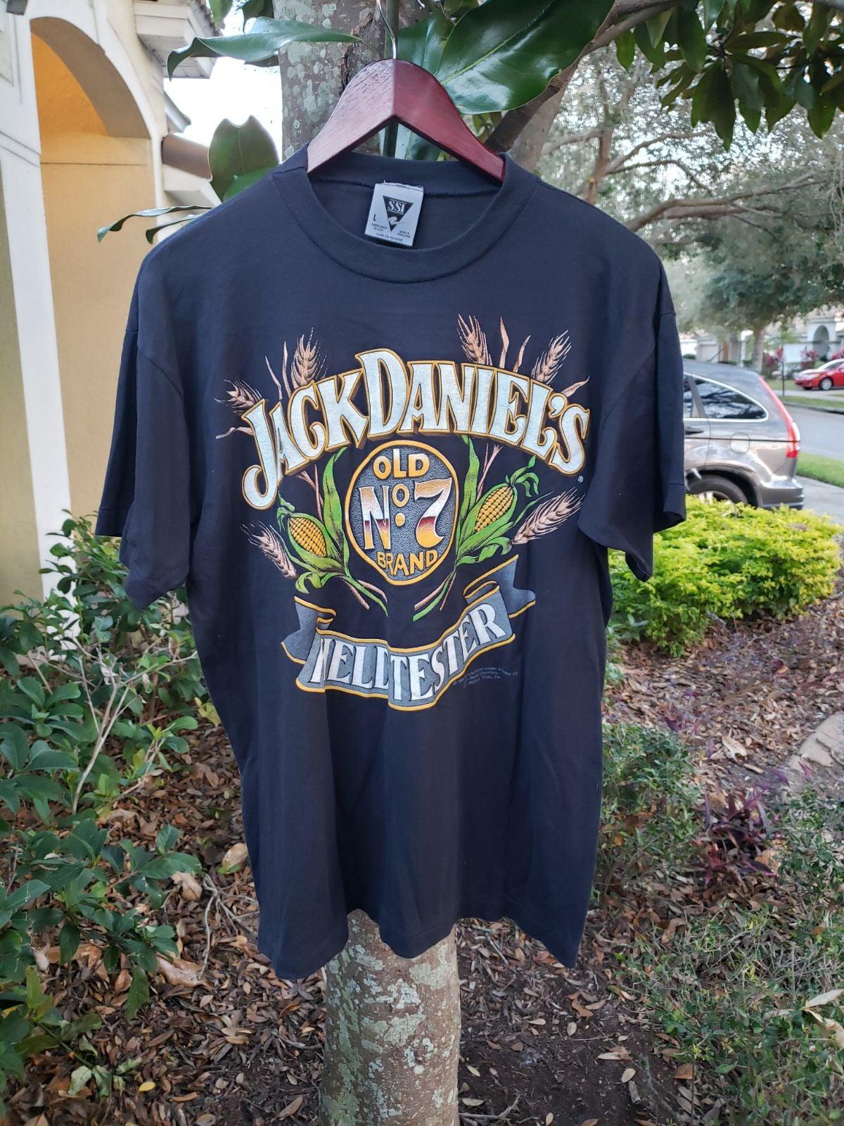 Vintage jack daniels shirt