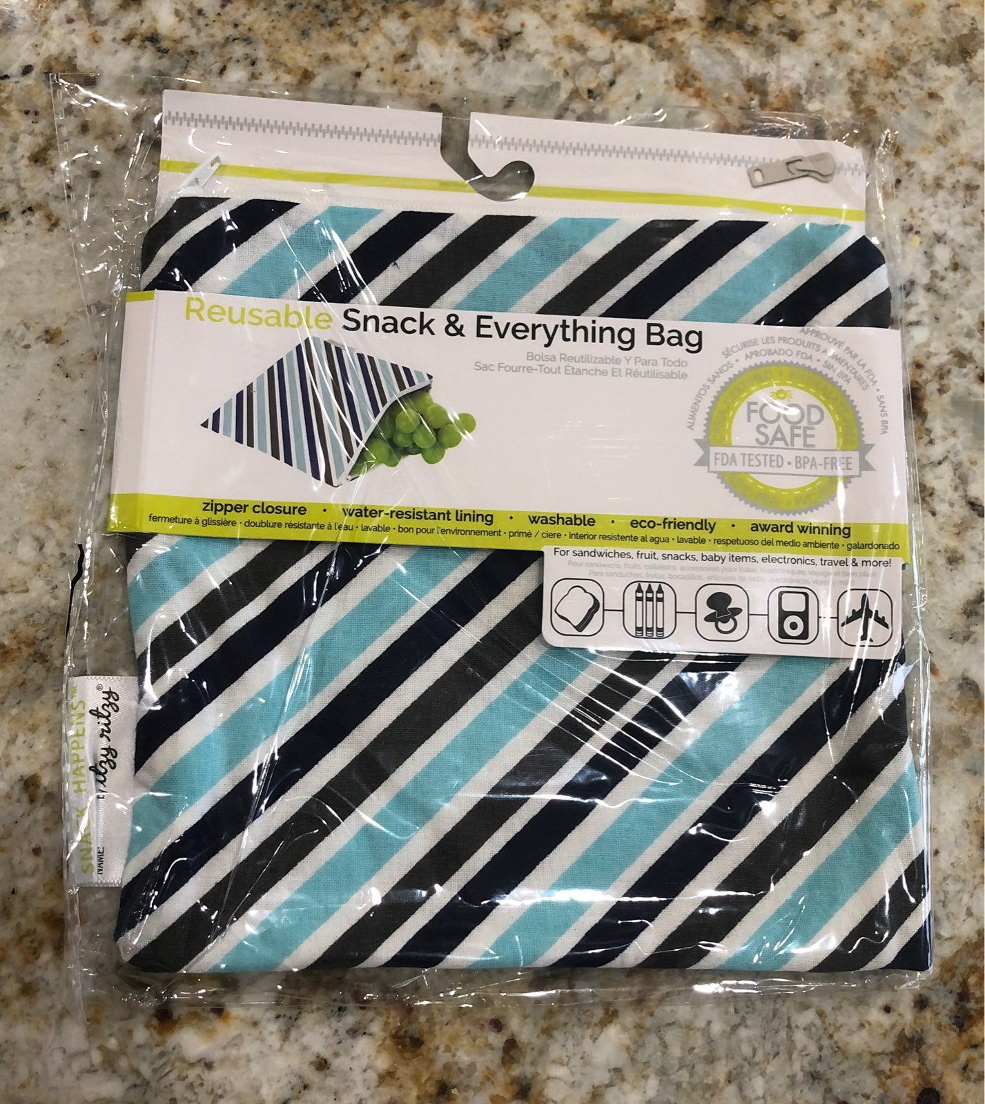 Itzy Ritzy Snack & Everything Bag