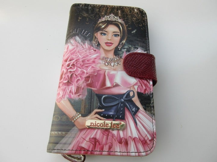 Nicole Lee Universal Cell Phone Case