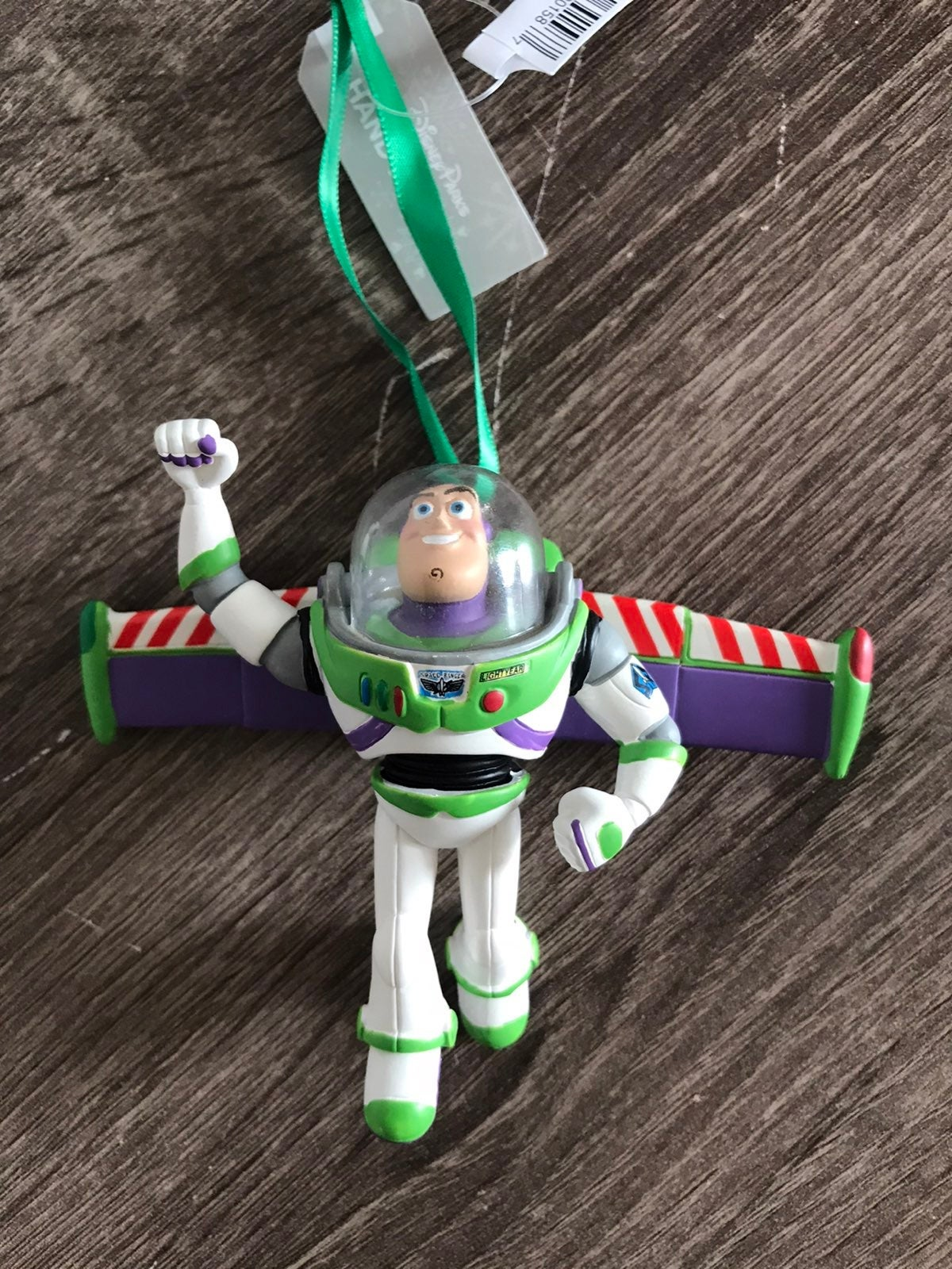 Buzz Lightyear Disney Christmas Ornament