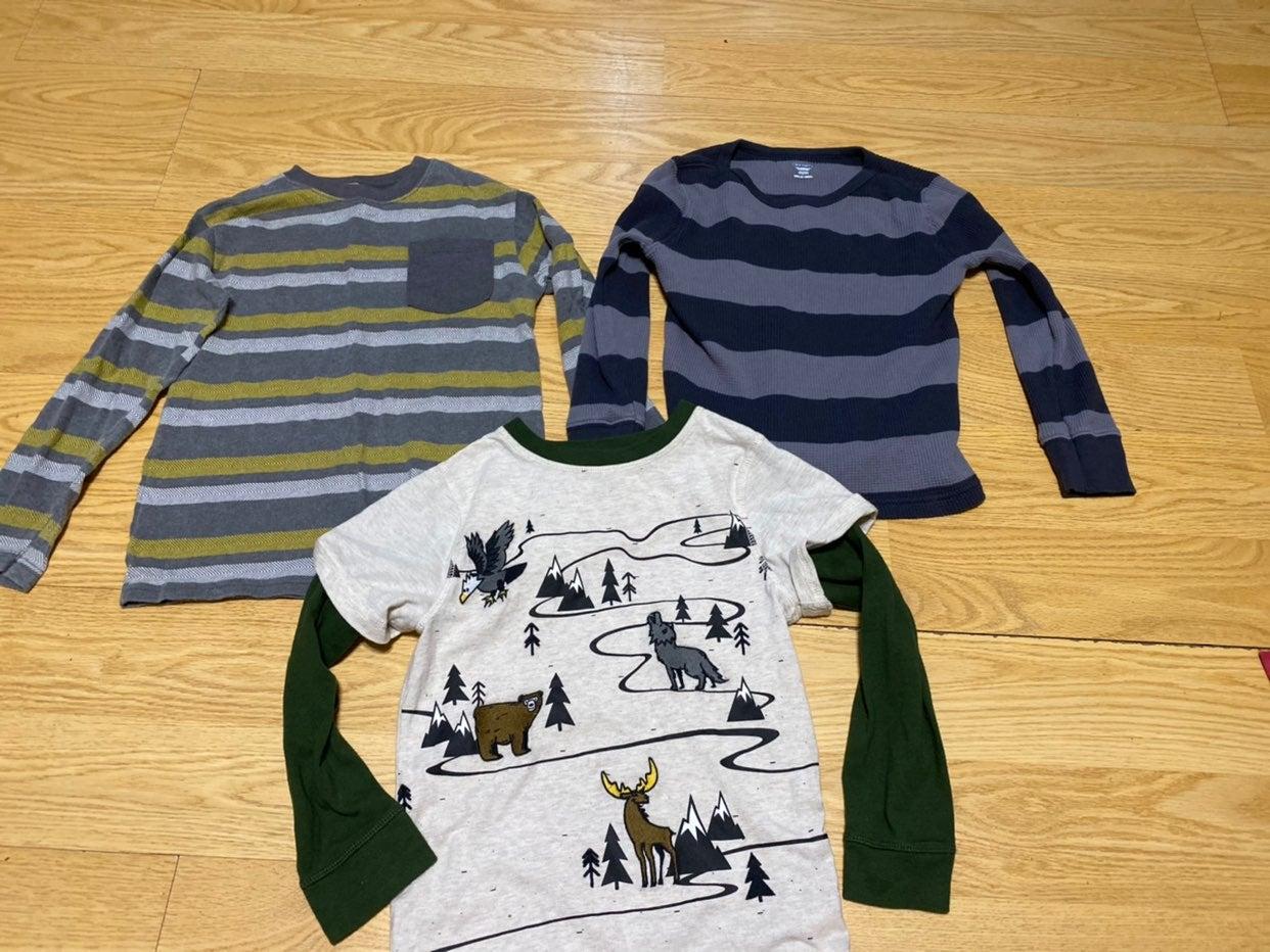 Boys 5t shirts
