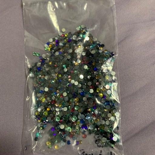 Diamond tool and crystals