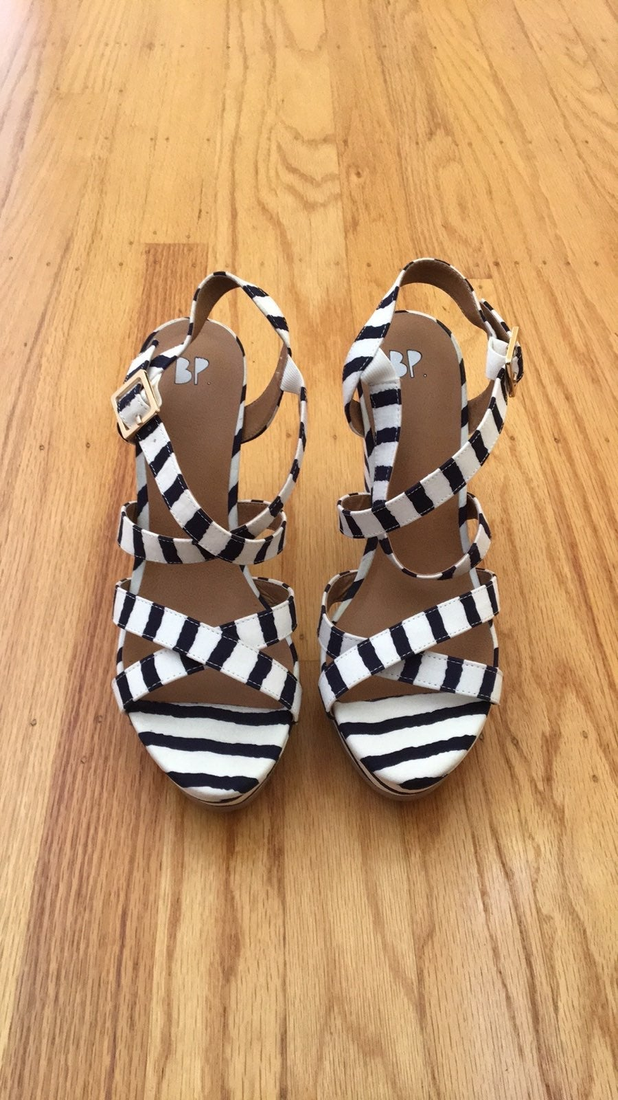 BP Striped Wedges (New)