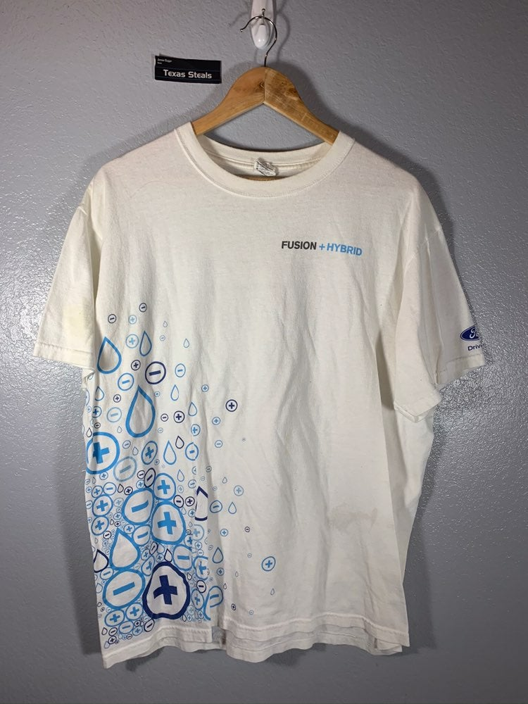 Ford Fusion Hybrid Water Car Shirt