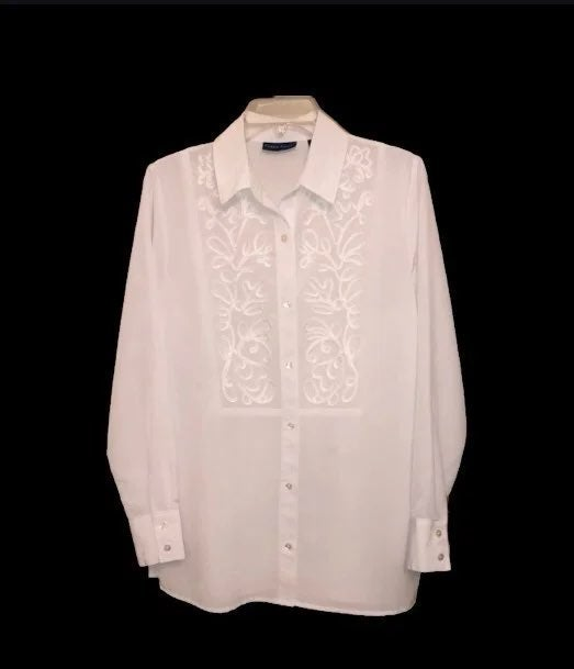 Karen Scott blouse