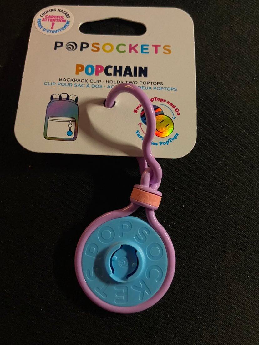 Purple PopSockets PopChain