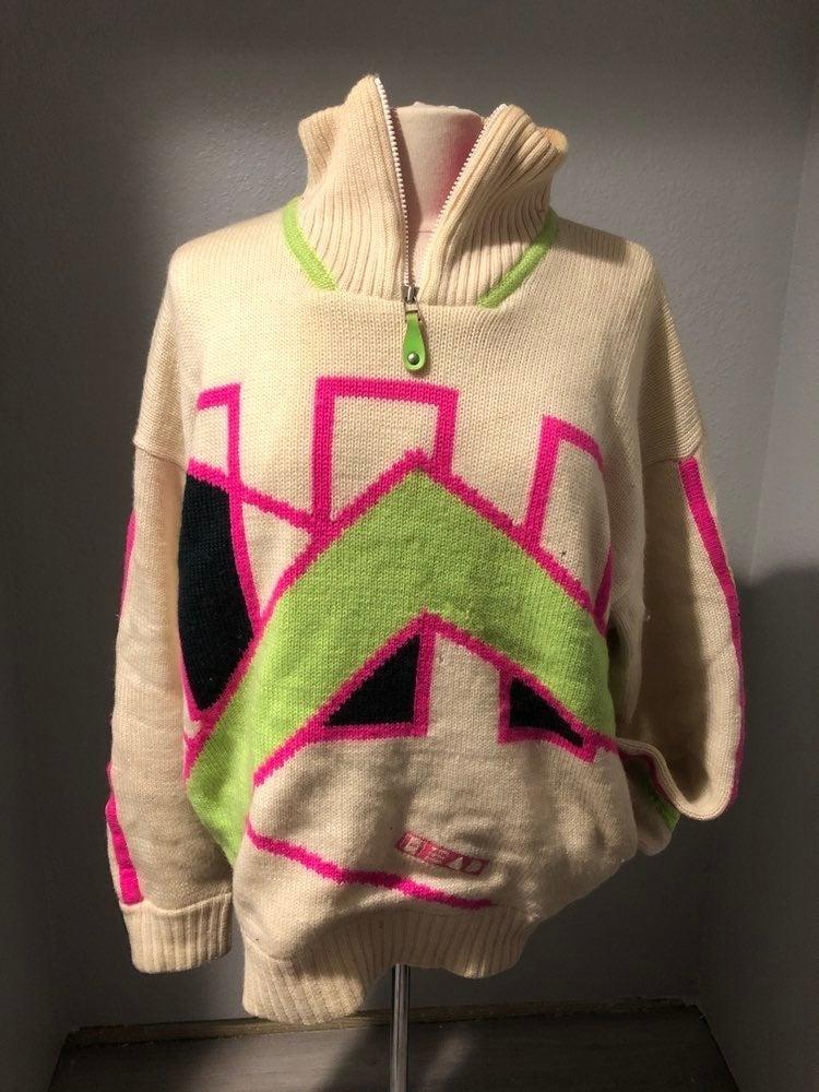 Head Sportswear Neon Sweater