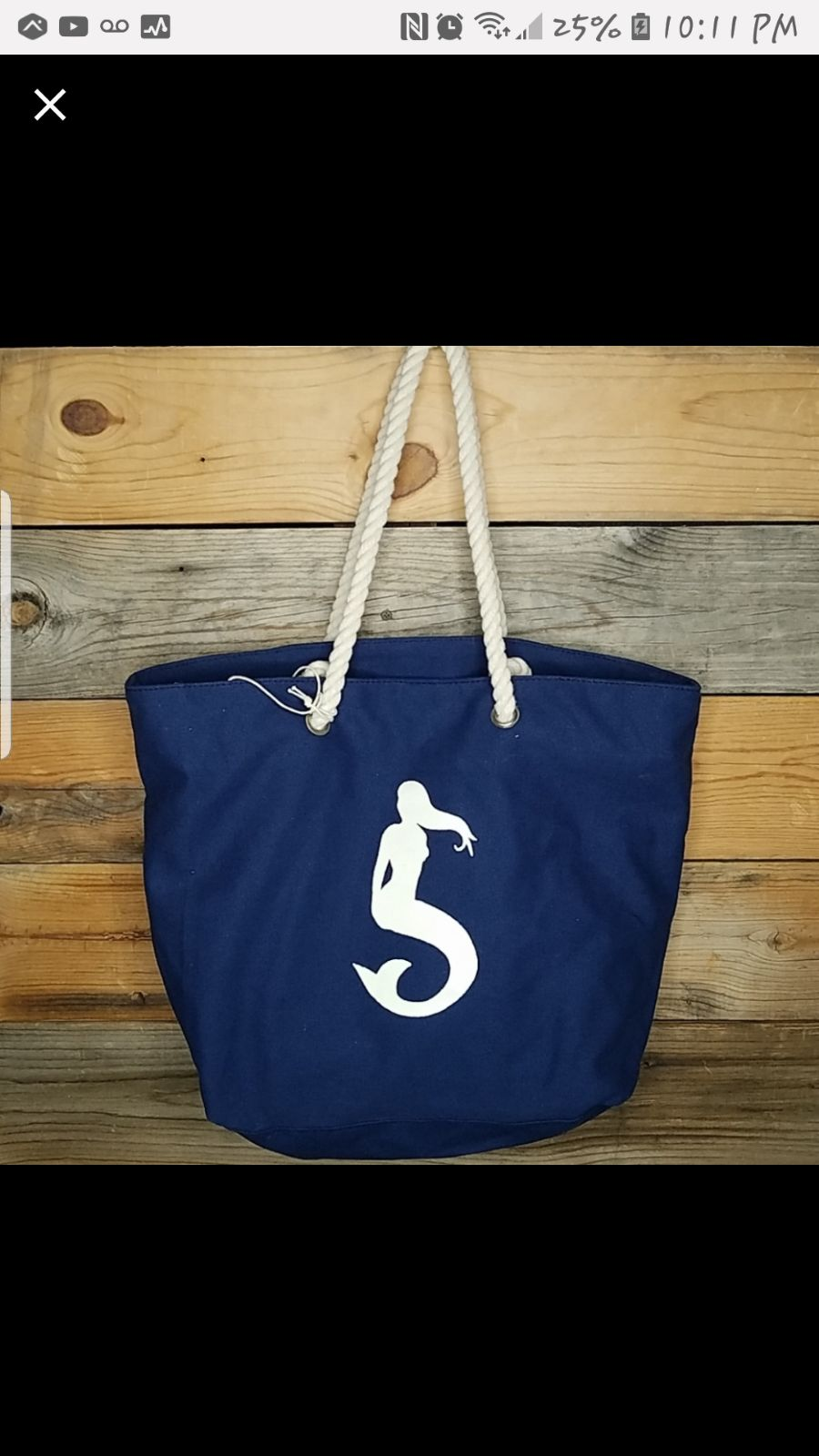 G.H. BASS & CO. Tote