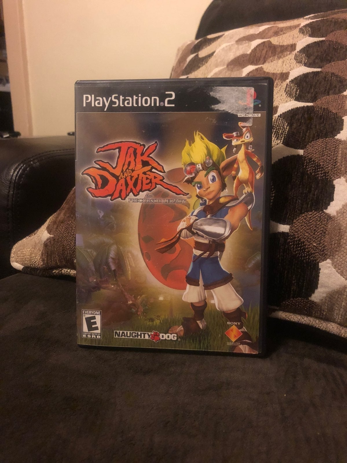 Jak and Daxter PS2 Game
