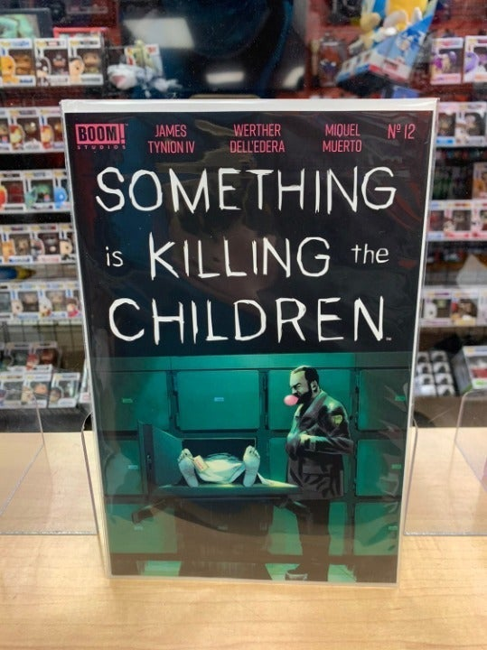 Something Is Killing The Children #12 A