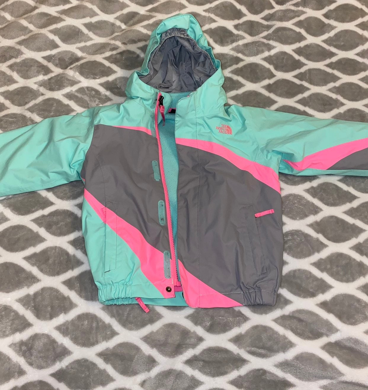 The North Face - 2 in 1 Jacket