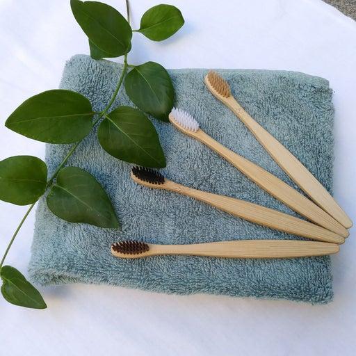 Bamboo Toothbrushes (8pak)