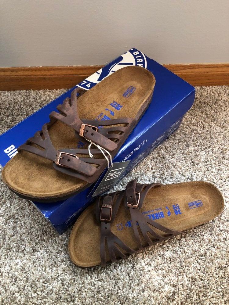 Granada birkenstock softbed sandal