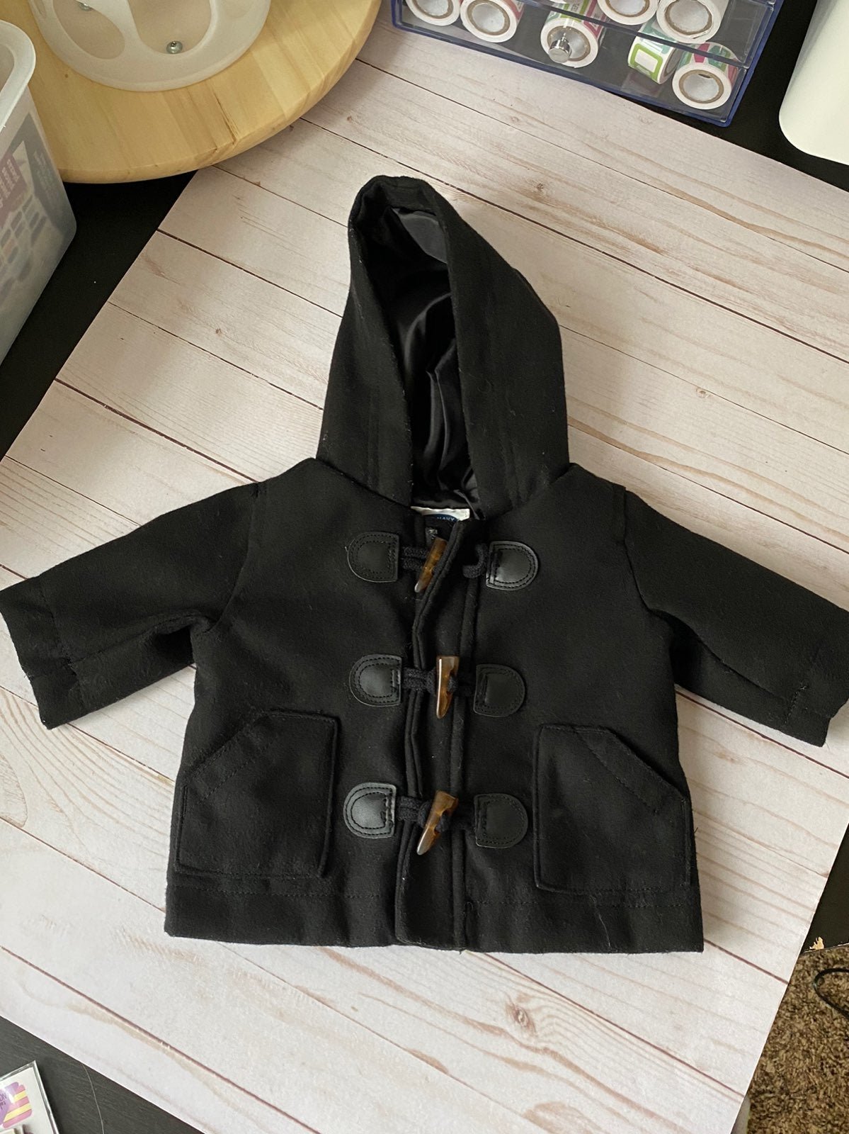 Old Navy Black 18 months Jacket