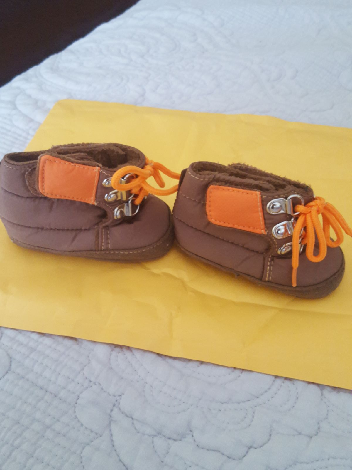 Booties For Boys 3-6 Months