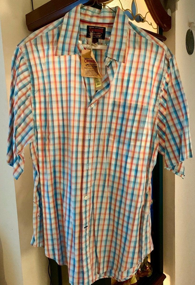 Cremieux Mens Shirt