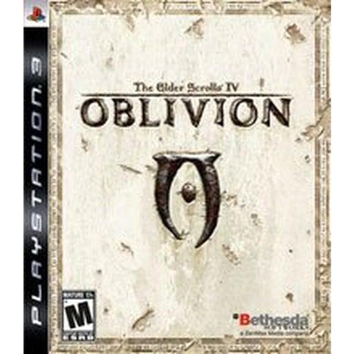 Oblivion PS3 Video Game