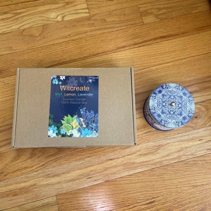 Brand New - 7 Piece Candle Set Bundle
