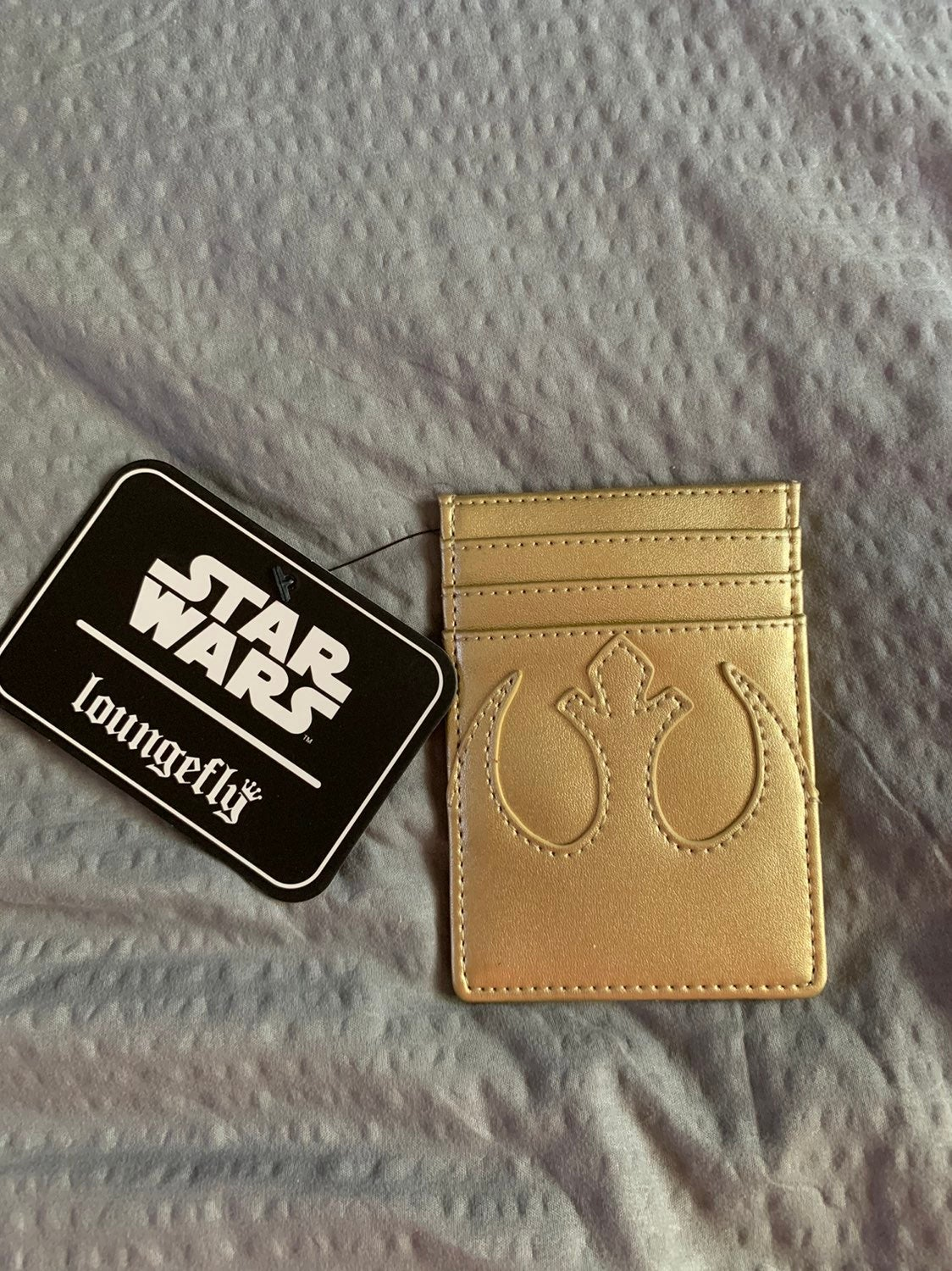 Star wars loungefly card wallet