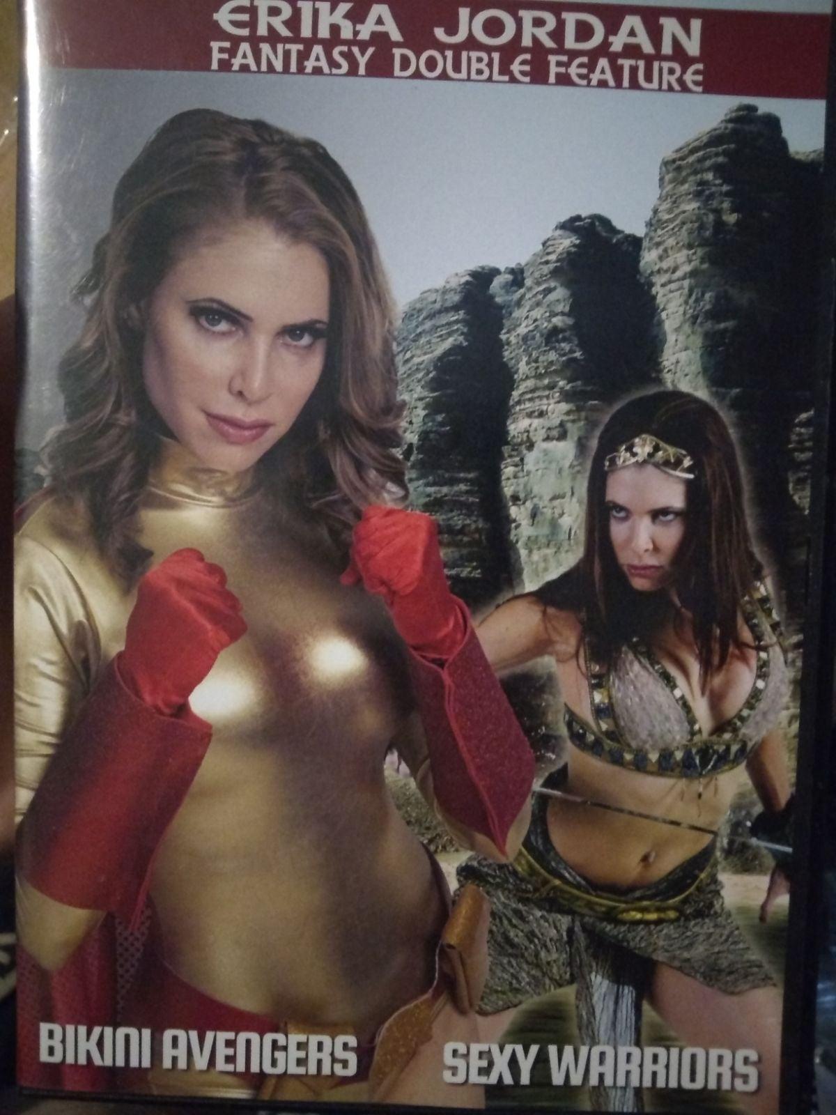 Erika Jordan Fantasy Double Feature