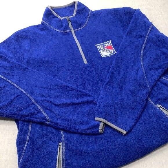VINTAGE NEW YORK RANGERS Sweatshirt XL