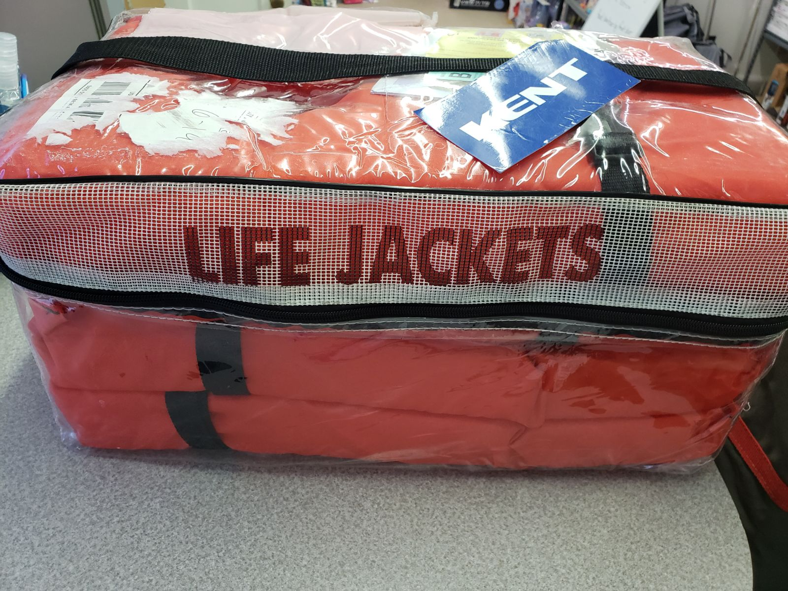 Kent Universal Adult Life Jackets (4)