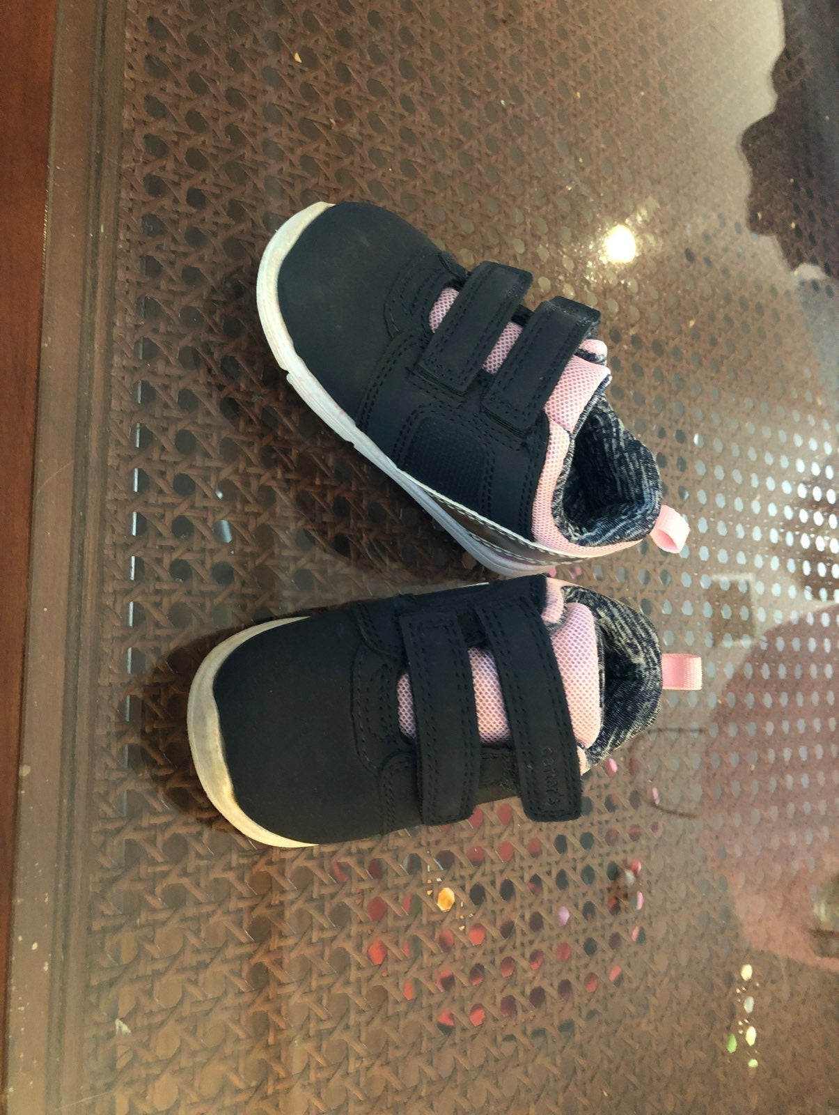 Baby girls shoes 4.5