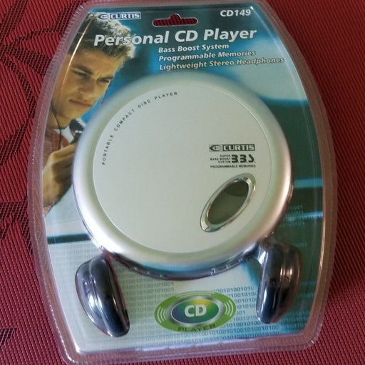 Curtis Personal CD player