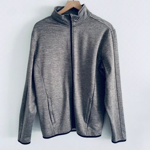 NWT Mondetta Fleece Zip Up Jacket  - new
