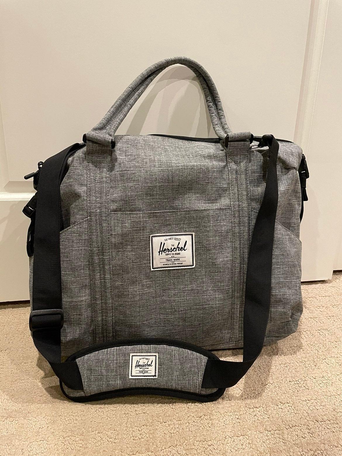 Herschel diaper bag new no tags